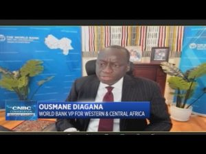 COVID-19 Recovery: World Bank VP Diagana breaks down strategy for Western & Central Africa