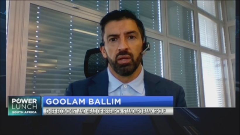 Standard Bank's Ballim on how vaccine nationalism is weighing on Africa's recovery