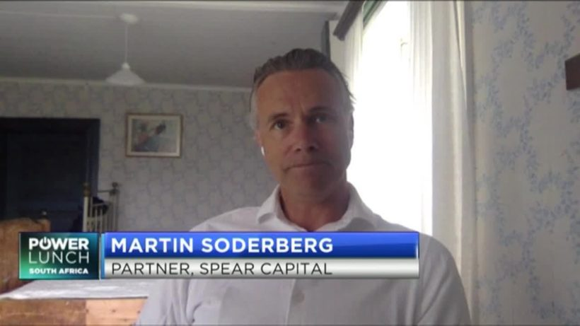 Spear Capital's Soderberg on what makes Africa an attractive investment destination