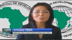 COVID-19: AfDB's Toda on why women should be prioritised in Africa's recovery