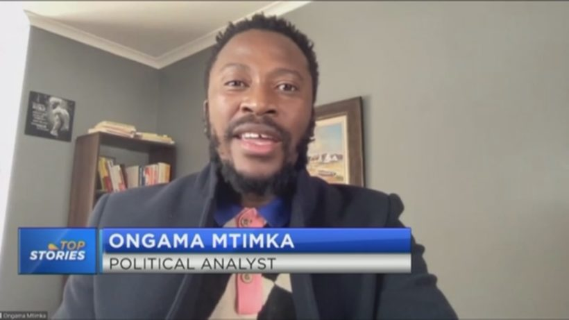 Zuma judgement reaffirms confidence in judicial system, says Political Analyst Ongama Mtimka