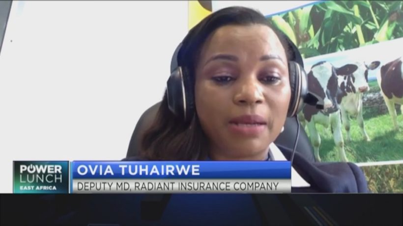 Radiant Insurance on why there is low uptake of agriculture insurance in Rwanda