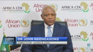 Africa CDC on how the continent can meet its  vaccination targets