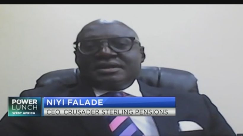 Pension funds' equities investment down by 27bn naira in April