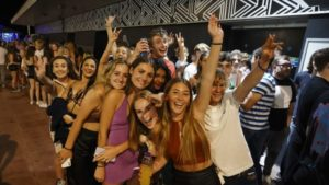Nightclubs are a new battleground against Covid, but the young yearn for freedom