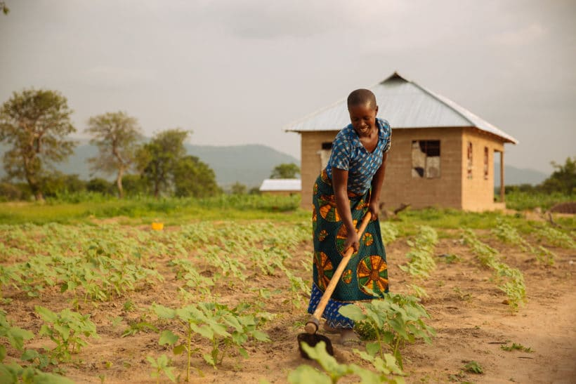 Africa's smallholder farmers are the linchpin to economic success