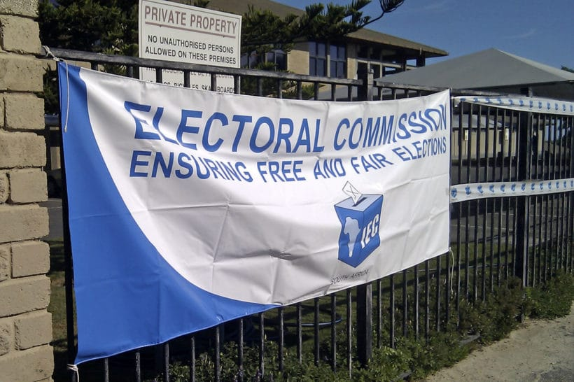 South Africa's Electoral Commission seeks to delay municipal vote