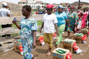 Pandemic disruptions push millions of Nigerians into hunger