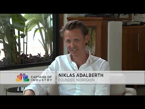 Captains of Industry: Norrsken Founder on his interest  in Africa's tech space
