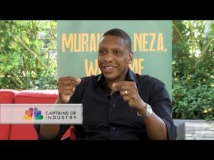 Captains of Industry: Raptors' Masai Ujiri on what it takes to run a successful sports franchise