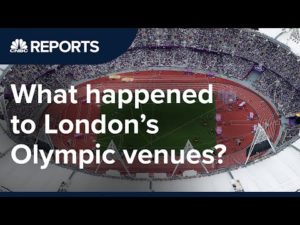How London laid the groundwork for sustainable sporting architecture | CNBC Reports