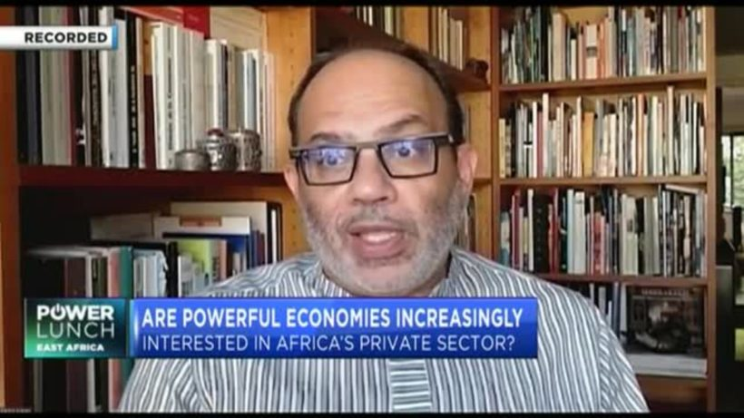 Are powerful economies increasingly interested in Africa's private sector?