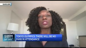 How the Tokyo Olympics without fans could impact athletic performance