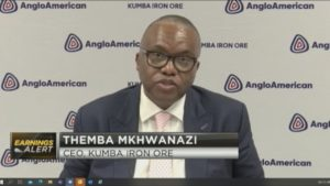 Kumba delivers record first half performance