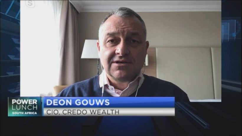 Credo Wealth's Deon Gouws explains why investors are closely watching the Zuma sentencing saga
