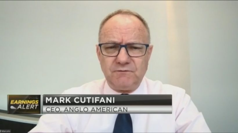 'A milestone but not the best we can be' – Anglo American CEO on record half-year earnings