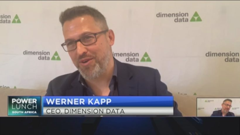 Dimension Data CEO on how the pandemic has changed IT needs for businesses