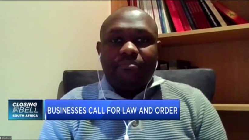 SA businesses call for law and order amid violent incidents of looting