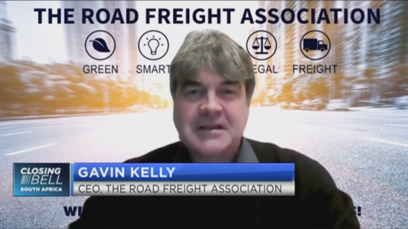 Road Freight Association CEO on how the unrest impacts SA's economy