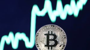 First bitcoin futures ETF rises more than 4% in trading debut on the NYSE