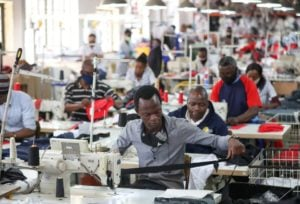 South Africa's factory activity tumbles after unrest, new COVID curbs-Absa PMI