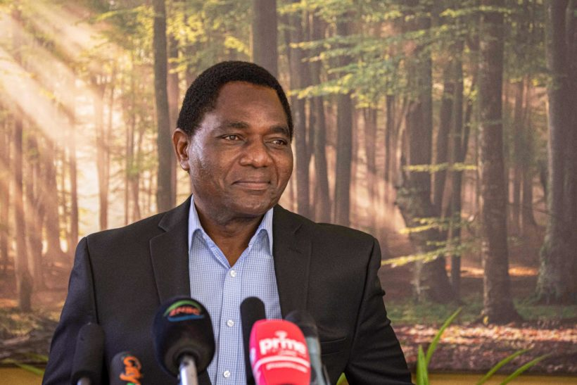 Zambia owes nearly $27 bln in foreign and local public debt