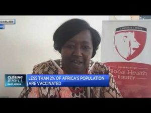 COVID-19: How can Africa build robust public health systems?