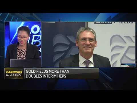 Gold Fields interim HEPS more than double