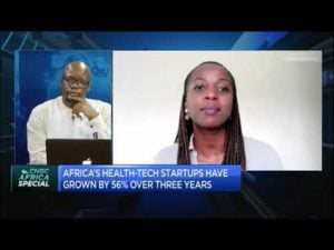 The impact of Covid-19 on Africa's tech health sector
