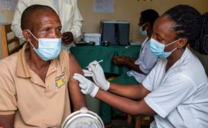 IMF: Lack of vaccines looms over sub-Sahara recovery