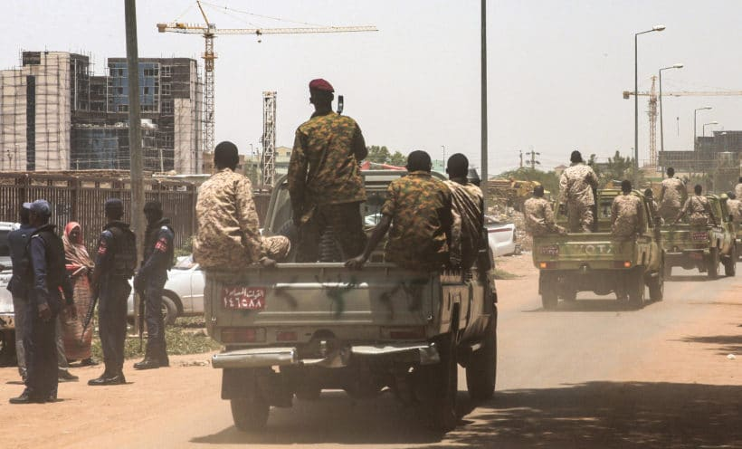 Sudan says coup thwarted, accuses Bashir loyalists