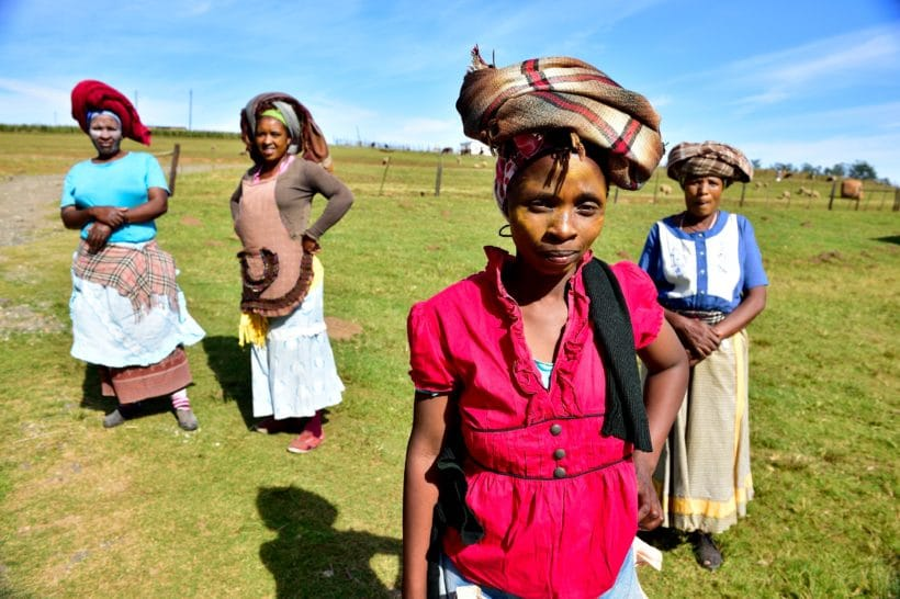 Listening to rural women should be the first defence against crises, not a last resort