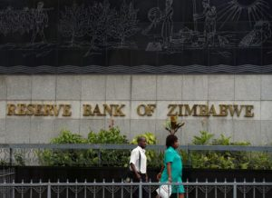 Zimbabwe central bank revises year-end inflation forecast upwards as currency weakens