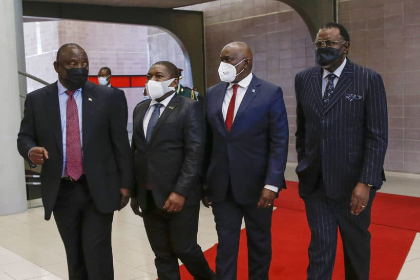Southern African bloc extends troop deployment in Mozambique to fight insurgency -communique