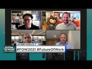 Future of Work 2021: Digital Transformation & Role of Hybrid Cloud in Meeting Demands of Business