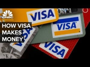 How Visa Became The Most Popular Card In The U.S.