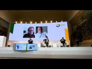 """EU-African SME Summit 2021 """"Economy-Sustainability-Humanity: Roadmap to Shared Success"""""""