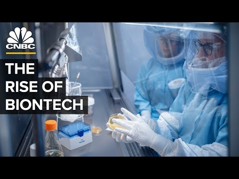 How BioNTech Used Cancer Research To Create Its Covid Vaccine